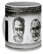 Urban Art In Cochin Coffee Mug