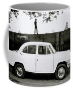 Urban Calcutta Coffee Mug