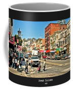 Urban Cross Walks Coffee Mug