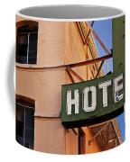 Urban Decay In Hollywood Coffee Mug