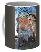 Urban Decay Mural Wall 4 Coffee Mug