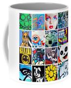 Urban Faces Coffee Mug