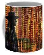 Urban Guru Coffee Mug by Skip Hunt