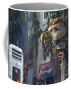 Urban Indian Symbolism Coffee Mug