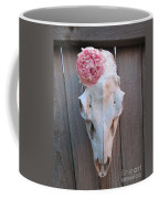 Urban Rustic Ode To O'keeffe Coffee Mug