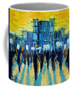 Urban Story - The Romanian Revolution Coffee Mug