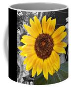Urban Sunflower Coffee Mug