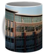 Urban Sunrise Glow Coffee Mug