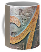 Urban Typography Piece #1 Coffee Mug