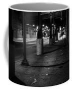 Urban Underground Coffee Mug