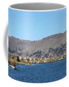 Uros Floating Island Village Coffee Mug