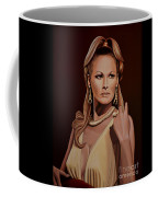 Ursula Andress Coffee Mug