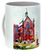 Ursuline II Sanctuary Coffee Mug