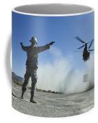 U.s. Air Force Master Sergeant Guides Coffee Mug