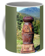 Us Army Cannon Heater No 18 Coffee Mug