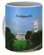 U.s. Capitol Coffee Mug