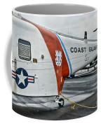 Us Coast Guard Helicopter Coffee Mug