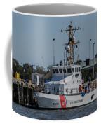 Us Coast Guard Yellowfin Coffee Mug