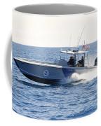 Us Customs At Work Coffee Mug