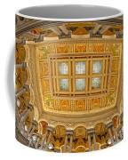 Us Library Of Congress Coffee Mug by Susan Candelario