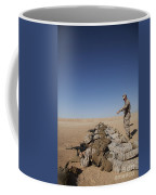 U.s. Marine Corps Officer Directs Coffee Mug
