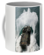 U.s. Marines Drive An Assault Coffee Mug