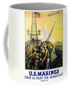 Us Marines Coffee Mug