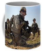 U.s. Navy Petty Officer Takes A Break Coffee Mug