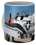 Us Navy Plane 001 Coffee Mug