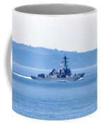 U.s. Navy Ship Coffee Mug