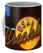 Usa Brooklyn Coffee Mug