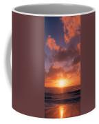 Usa, California, Pillar Point, View Coffee Mug