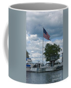 Usa Flag 10 Coffee Mug