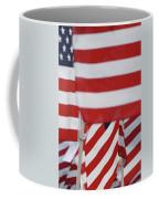 Usa Flags 02 Coffee Mug