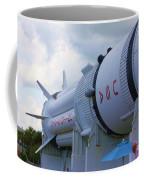 Usa Space Coffee Mug
