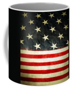 Usa Stars And Stripes Coffee Mug by Les Cunliffe