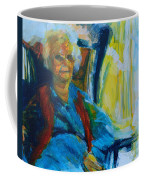 Use 2b So Ez - Alzheimer's Perch - The Long Good-bye Coffee Mug