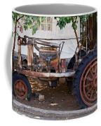 Used Tractor Coffee Mug