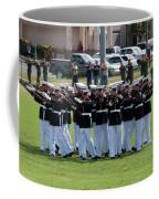 Usmc Silent Drill Platoon Coffee Mug