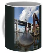 Uss Blue Back Submarine Coffee Mug