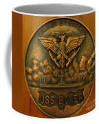 Uss Boxer Plaque Coffee Mug