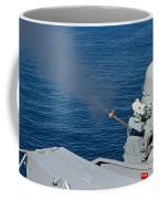 Uss Harry S. Truman Tests The Close-in Coffee Mug