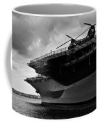 Uss Midway Helicopter Coffee Mug