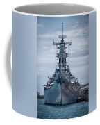 Uss Missouri Coffee Mug