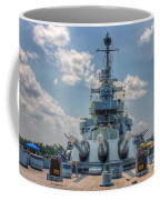 Uss North Carolina Coffee Mug