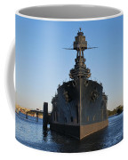 Uss Texas Bow Coffee Mug