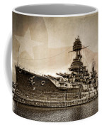 U.s.s. Texas Coffee Mug