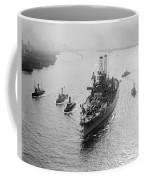 Uss Wyoming, C1912 Coffee Mug