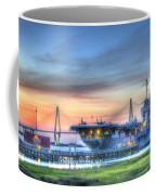 Uss Yorktown Coffee Mug