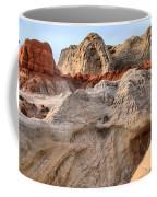 Utah Badlands Coffee Mug